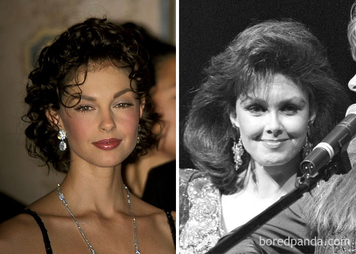 Ashley Judd & Naomi Judd