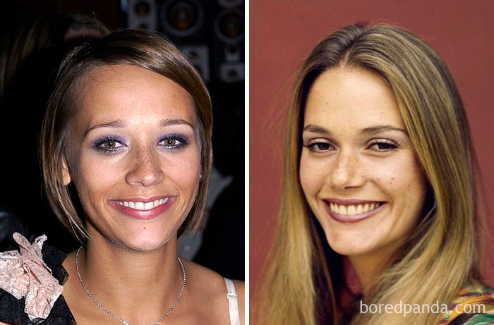 Rashida Jones & Peggy Lipton
