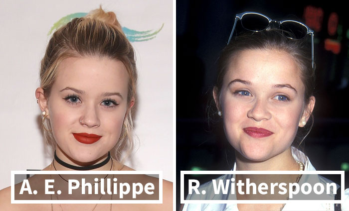Ava Elizabeth Phillippe & Reese Witherspoon