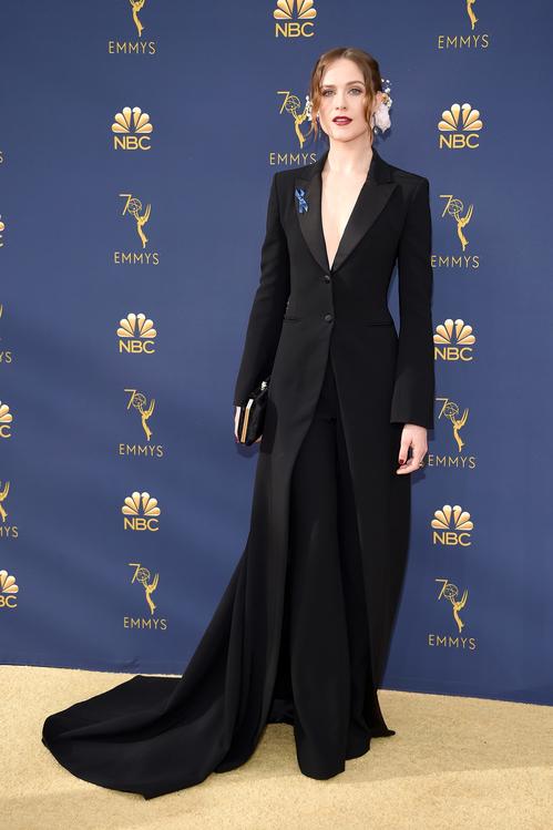 Evan Rachel Wood - Altuzarra.