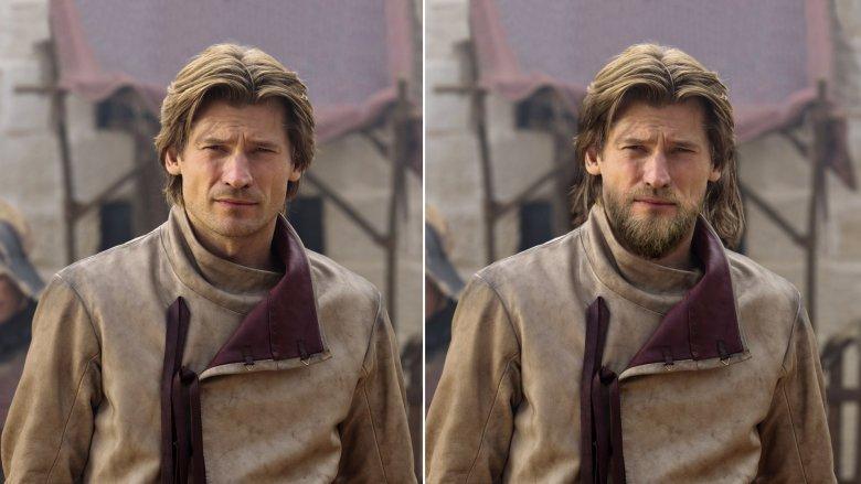 Jaime Lannister: Szakállas