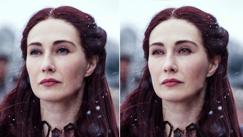 Melisandre: Vörös szemek