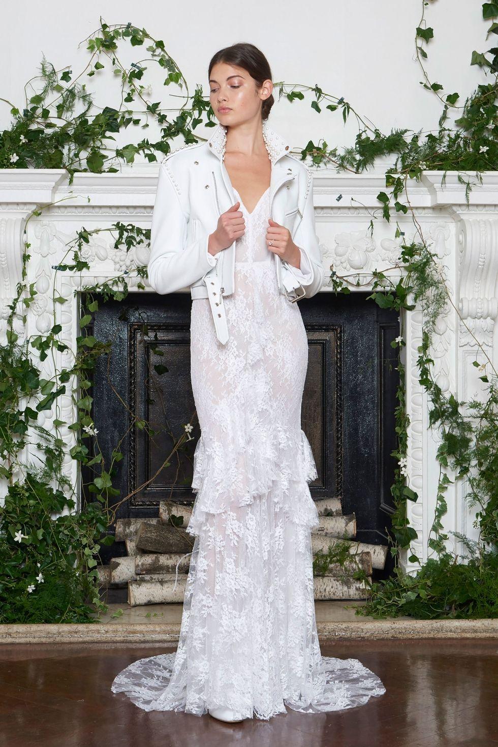 Monique Ihuillier 2018 Bridal
