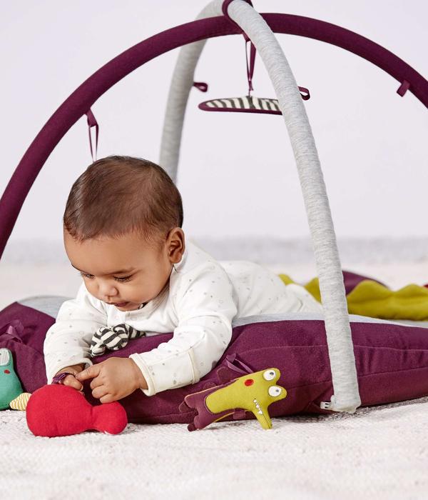 Puha játszószőnyeg - Mamas & Papas
