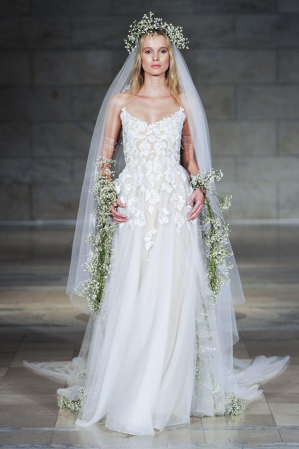 Reem Acra 2018 Bridal