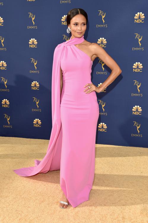 Thandie Newton - Brandon Maxwell.