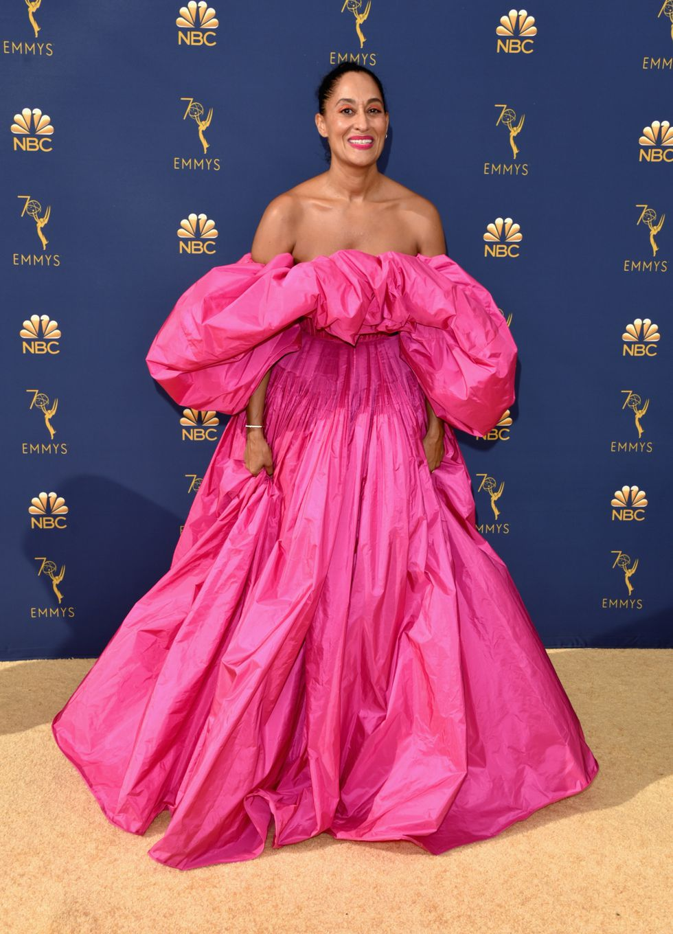 Tracee Ellis Ross - Valentino couture