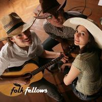 A PEN Tehetségkutató elődöntősei VI. - Folk Fellows, The Airborn