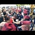 Így szorította ki a rendőrség a Ligetvédőket