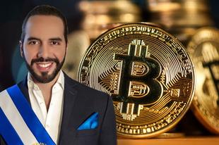 El Salvador leváltja a pénzét kriptovalutára