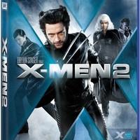 BD teszt: Mutáns akták #2: X-men 2 (2003)