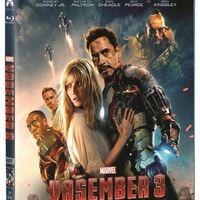 BD teszt: Marvel tornasor #6: Vasember 3 (2013)