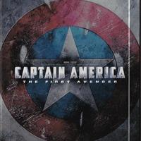 BD teszt: Marvel tornasor #5: Amerika Kapitány: Az első bosszúálló (2011) (18+)