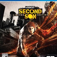 Ps4 teszt: inFamous Second Son