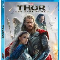 BD teszt: Marvel tornasor #11: Thor - Sötét világ (2013)
