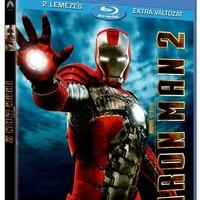 BD teszt: Marvel tornasor #2: Vasember 2 (2010)