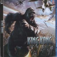BD teszt:King Kong (2005)