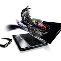 Itthon is kapható lesz 3D Blu-ray lejátszásra képes Toshiba notebook!