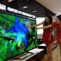 LG UD 3D TV – óriási felbontás, óriási méretben
