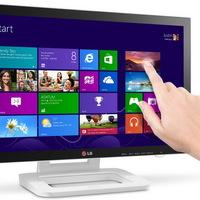 Mindent a kéznek — LG Touch 10 monitor