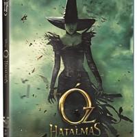 JÁTÉK -  Óz, a hatalmas Blu-ray játék - MEGHOSSZABBÍTVA!!!