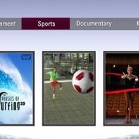 Ingyenes 3D tartalmak a Smart TV rendszeren keresztül az LG-től