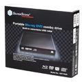 Hordozható Blu-ray combo meghajtó a SilverStone-tól