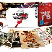 Különleges Becstelen Brigantyk Blu-ray kiadás a németek számára