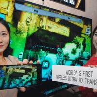 Ultra HD adatátviteli technológiát mutatott be  az LG az MWC-n