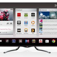 Az LG két új Google TV-t mutat be a 2013-as CES-en