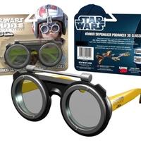 3D szemüveg a Csillagok Háborúja rajongóinak
