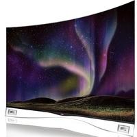 Magyarországra érkezett a világ első LG CURVED OLED TV-je