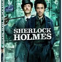 Nyerj LG BD570 lejátszót Sherlock Holmes DVD-vel!