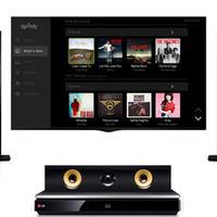 Érkezik a Spotify az LG smart Blu-ray lejátszóira és házimozi szettjeire.