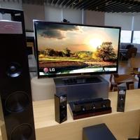 Teljes LG CINEMA 3D kép- és hangélmény a CES-en