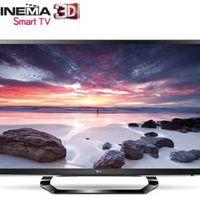 3D okostévé megfizethető áron: LG LM620S Cinema 3D LCD tv tesztje