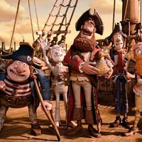 Jönnek, látnak, lopnak, győznek. - Kalózok! - A kétballábas banda Blu-ray teszt