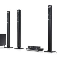 3D hangzással erősítenek a 2012-es LG házimozi rendszerek