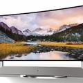 266 centiméteres, ívelt ULTRA HD televíziót mutat be az LG