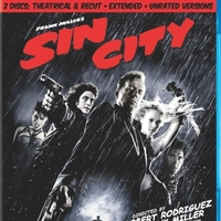 Sin City Blu-ray teszt