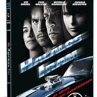 Fast & Furious póló ajándékba a Blu-ray kiadványokhoz