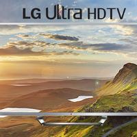 Magyarországra érkezett a gigantikus méretű LG Ultra HD TV