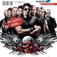 Megjelent az első Blu-ray magazin ajándék teljes Blu-ray filmmel!