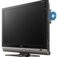 Beépített Blu-ray felvevő az új Sharp Aquos DX tévékben