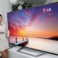 Érkezik a világ legnagyobb Ultra Definition felbontású 3D tévéje