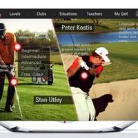 Tanulj golfozni a tévével!