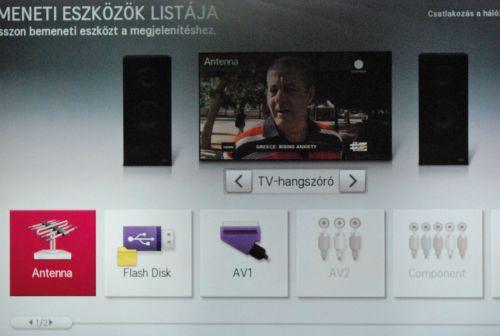 Az első idei okostévé  LG LM765S Cinema 3D Smart TV teszt (első rész ... d5854a1b5e
