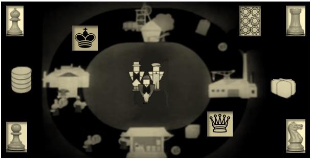 Szabadság, társadalmi tudatosság és a közgazdaságtan sakktáblája
