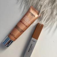 L' Oréal újdonságok teszt - szemöldökformázó és highlighter