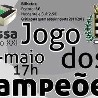 Jogo dos Campeões – A Bajnokok Mérkőzése